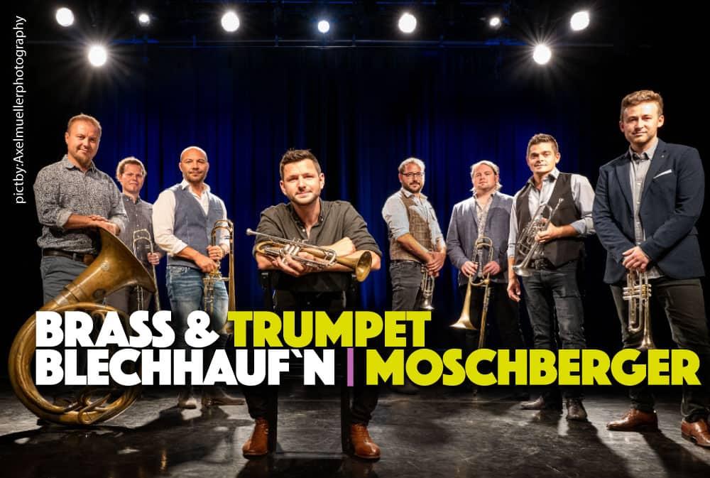 Moschberger und Blechhaufn