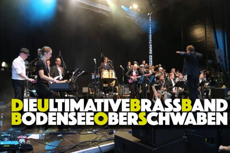 19.45 UHR DUBBBOS Big Band