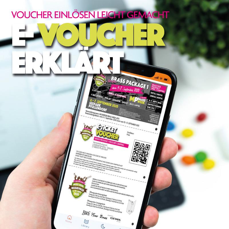 E-Voucher Brassweek